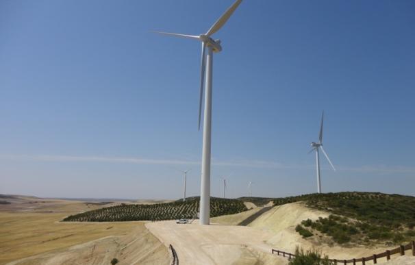 Endesa cuenta con una capacidad instalada en Aragón de 265 megavatios con once parques eólicos