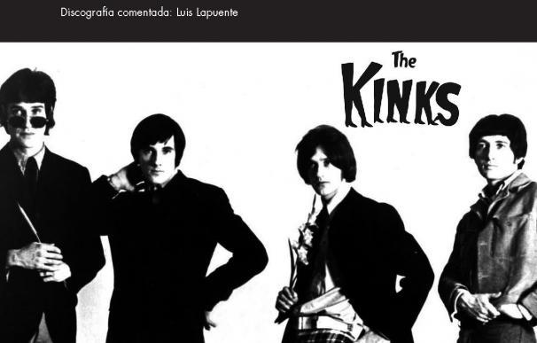 """Atardecer en Waterloo: """"La gran Biblia documental sobre los Kinks en castellano"""""""