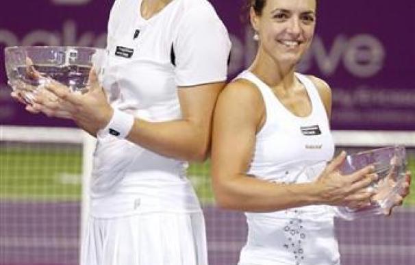 Las tenistas españolas jugarán la Copa Federación 2011