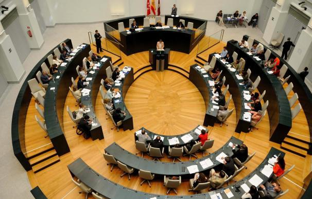 """La contratación de Ahora Madrid y el supuesto """"cribado ideológico"""" policial pasarán por el Pleno de Cibeles"""