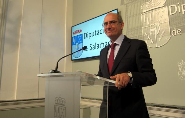"""Iglesias destaca la """"deuda cero"""" de la Diputación y la apuesta por el empleo y la inversión en el ecuador de legislatura"""
