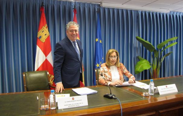 Burgos confía en que las obras del centro de atención de la SS en el San Juan de la Cruz comiencen en 2018