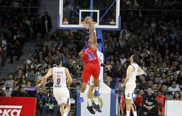 El CSKA de Moscú renueva a Kyle Hines hasta 2019