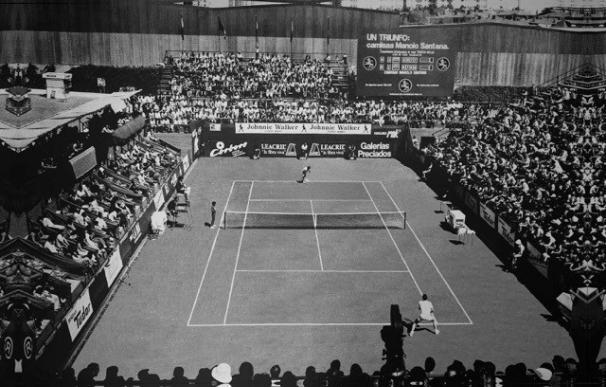 Verdasco, Guillermo López o Pato Clavet, homenajeados en el Club de Tenis Chamartín por sus 50 años