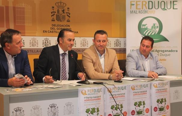 Ferduque se celebrará del 23 al 25 de junio en Malagón (Ciudad Real) con la asistencia de 70 expositores