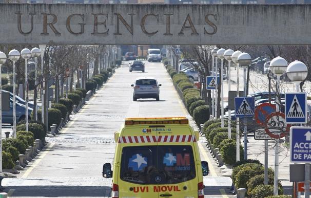 Herido muy grave un ciclista de 53 años tras caerse en la zona de Las Dehesas y golpearse la cara