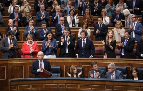 El Gobierno intentará evitar nuevas enmiendas en el Senado a los PGE y aprobarlos a finales de mes