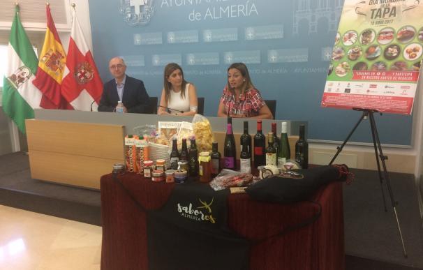 Un total de 55 bares y restaurantes de Almería celebrarán el Día Mundial de la Tapa
