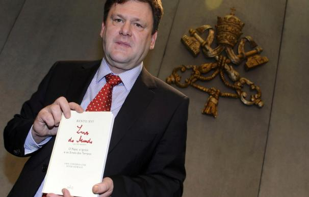 """El Papa dice que España """"lucha de manera dramática entre fe y secularismo"""""""