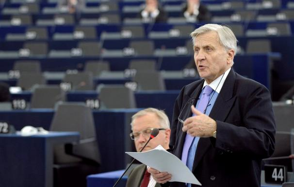 Trichet dice que la estabilidad de la zona euro no está en entredicho de manera grave