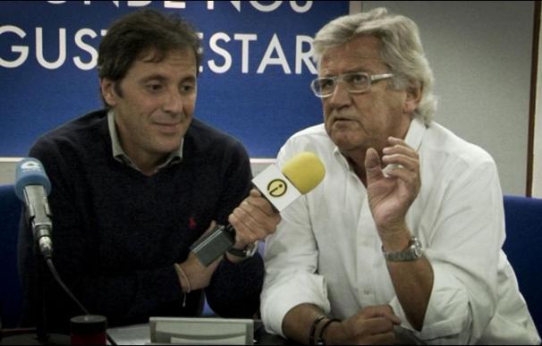 Paco González y Pepe Domingo Castaño, en lainformacion.com