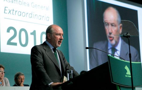 Caja Madrid gana un 62,8 por ciento menos hasta septiembre al aumentar sus provisiones