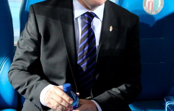 Javier Aguirre celebra su partido 250 en la Liga española