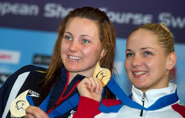 España cierra los europeos con cinco medallas, tres hoy, una de ellas de oro