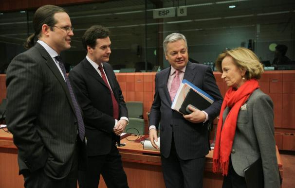 """Los titulares de Finanzas aprueban estudiar """"caso por caso"""" el aporte privado al fondo permanente"""