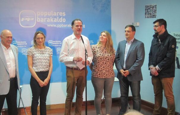 Raquel González rechaza la oferta de Llanos de ir en sus listas y deja en manos de la militancia el futuro de PP Vizcaya