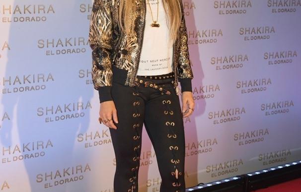 """Shakira presenta su disco 'El Dorado': """"Encontré otra vez el incentivo y ahora tengo más ganas que nunca"""""""