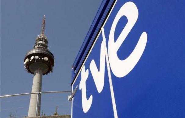 Edificio de TVE en Madrid