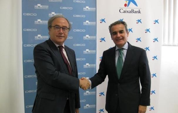 CECO y CaixaBank renuevan su acuerdo de colaboración para la financiación de las empresas cordobesas
