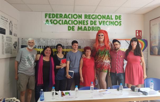 La fiesta del Orgullo llegará a los barrios de la periferia con 3 marchas y actividades en 10 distritos
