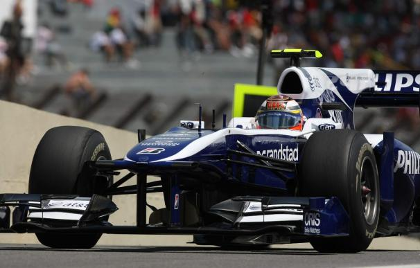 El venezolano Pastor Maldonado, piloto titular de Williams para 2011