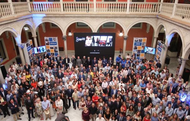 Unos dos millones de personas se benefician de las actividades e iniciativas de la Fundación Cajasol en 2016