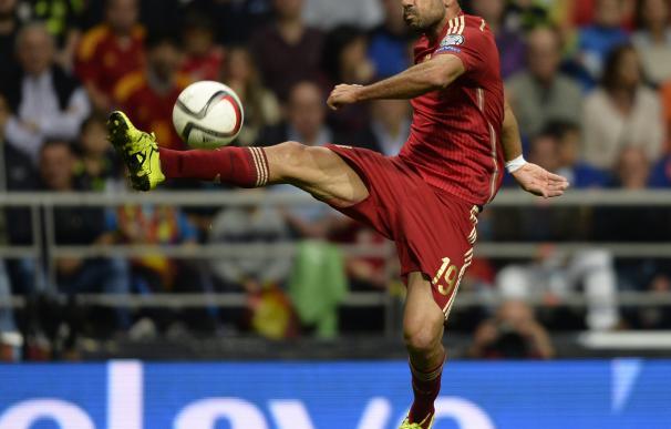 Diego Costa será la referencia en ataque de España / AFP