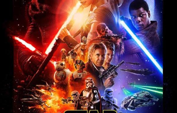 Póster de 'Star Wars: El despertar de la Fuerza' / Lucasfilm