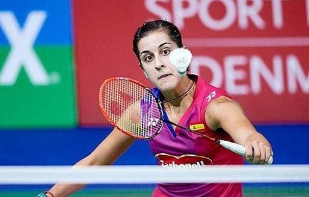 Carolina Marín, eliminada en cuartos de final del Abierto de China / EP.