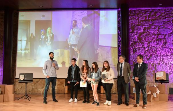 Cogersa entrega los premios del concurso de relatos de la Red de Escuelas por el Reciclaje