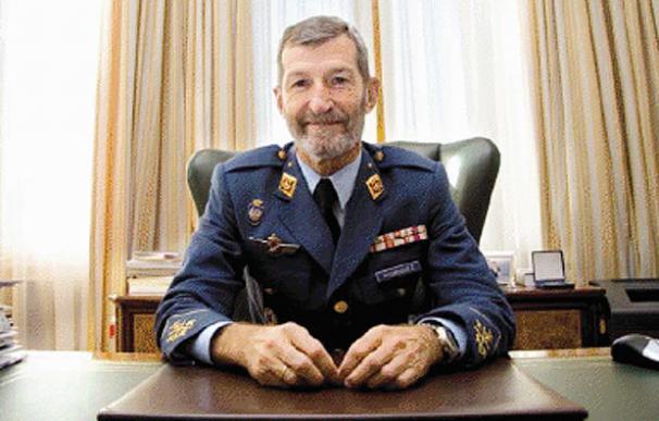 José Julio Rodríguez, Jefe de Estado Mayor de la Defensa (JEMAD) - Foto: M. Atitar de la Fuente, Atenea