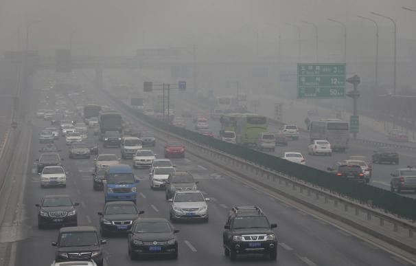 Un 89 por ciento de las principales urbes de China superan los límites de contaminación