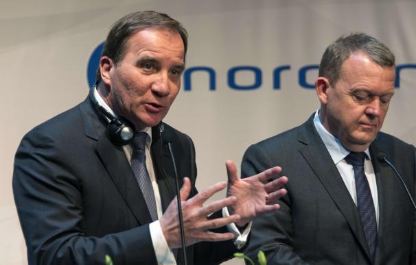 El primer ministro sueco Stefan Lofven.
