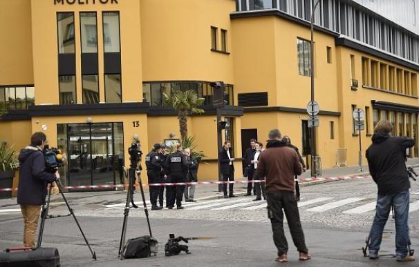 La selección alemana, evacuada de su hotel en París por alerta de bomba / Getty Images.