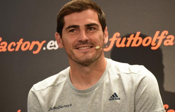 """Casillas sobre Mourinho: """"El único señalado fui yo, pero miré por el club y me callé"""" / Getty Images."""