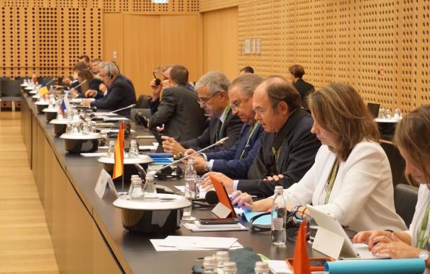"""García-Escudero ampara las """"grandes posibilidades"""" de la Comisión General de CCAA del Senado y dice que no se aprovecha"""