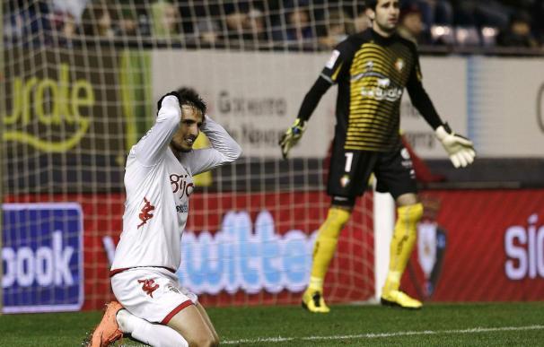 2-0. Osasuna se da una alegría en la Copa ante el Sporting