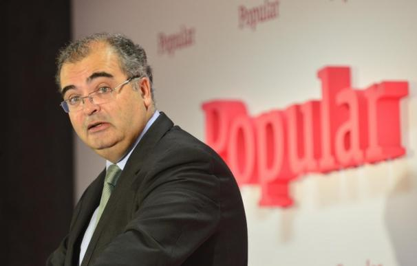 El Popular dio créditos a PP, PSOE y C's en plena crisis del banco