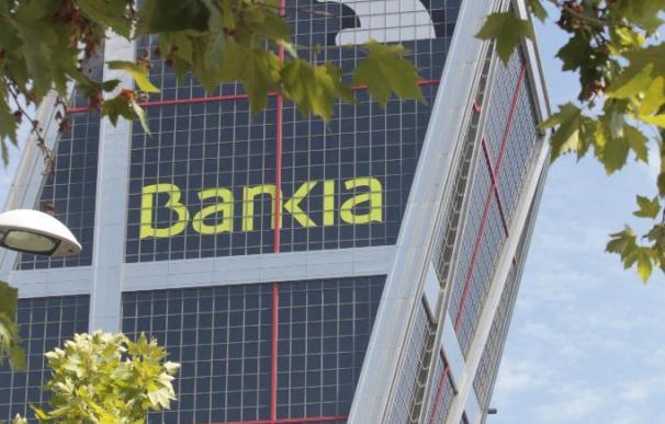 Bankia se dispara en bolsa y supera el euro por acción