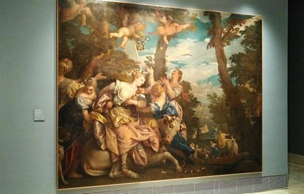 El Thyssen repasa en 90 obras de pintores como Tiziano o Tintoretto el ideal de belleza de la Venecia del siglo XVI