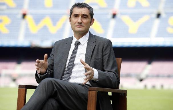 """Ernesto Valverde: """"Para que te llame el Barcelona ha de ser el momento justo"""""""