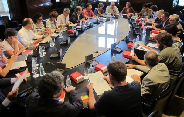Los letrados del Parlament catalán creen que la partida del referéndum podría ser inconstitucional