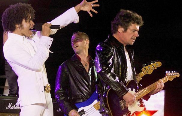 La banda australiana INXS anuncia su retirada