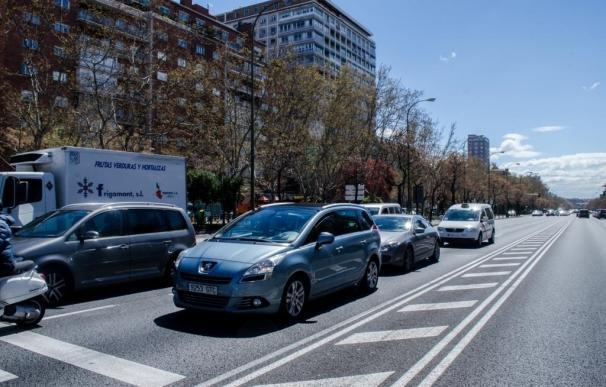 Este domingo continuarán la limitación de velocidad en la M-30 y el Ayuntamiento recomienda no aparcar en el centro