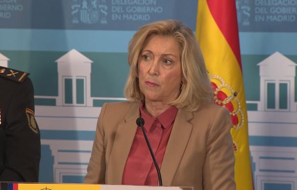 Dancausa dice que la seguridad de las 'preuvas' funcionó bien, con 19.000 personas en la Puerta del Sol