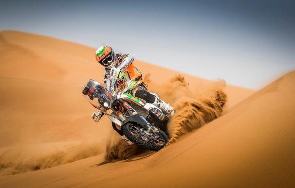 "Laia Sanz: ""Será un Dakar que disfrutaré menos por la presión"""