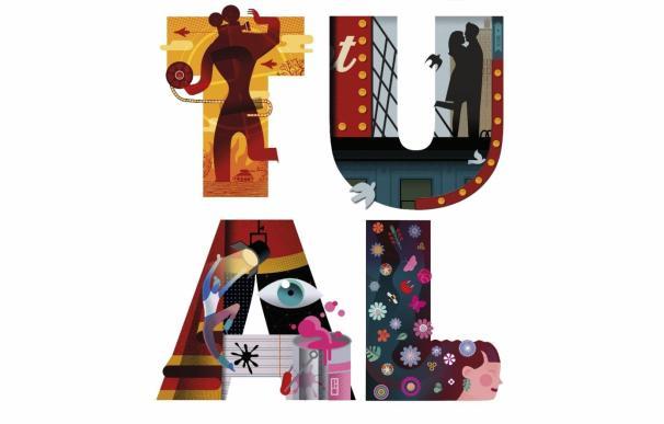 Un espectáculo circense abrirá 'Actual 17' este lunes en el vestíbulo de Riojaforum