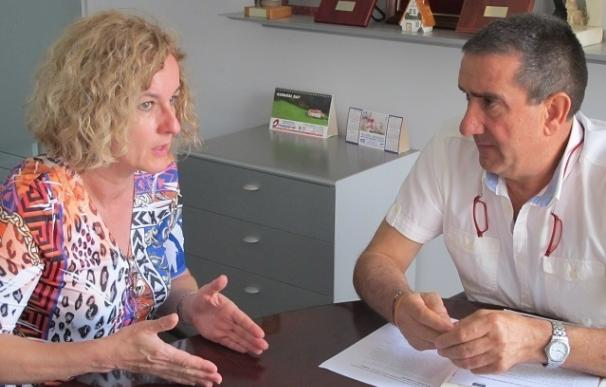 La Diputación Foral impulsará planes de empleo y formación en Rioja Alavesa
