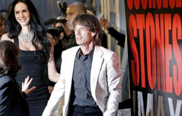 El bisabuelo Mick Jagger, padre por octava vez a los 73 años