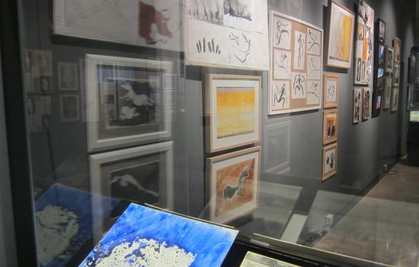 El MUPAC acoge una exposición que pretende un acercamiento emocional e intelectual al arte prehistórico